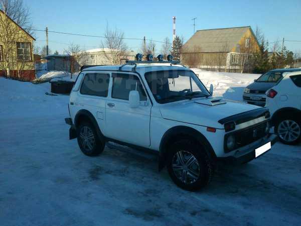 Лада 4x4 2121 Нива, 1997 год, 122 000 руб.