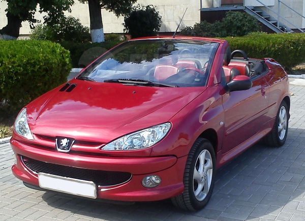 Peugeot 206, 2004 год, 586 940 руб.