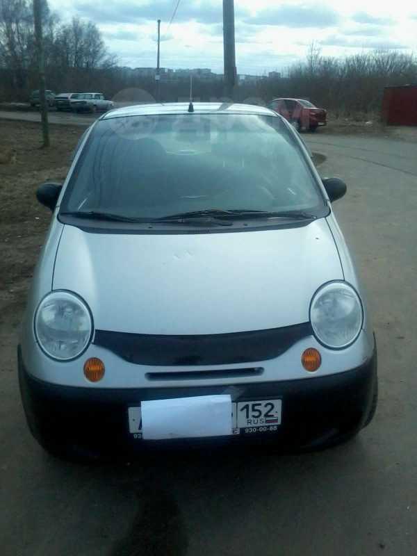 Daewoo Matiz, 2005 год, 75 000 руб.