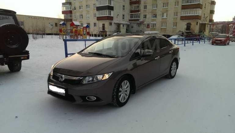 Honda Civic, 2012 год, 750 000 руб.