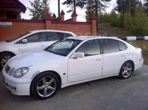 Lexus GS300, 1998 год, 270 000 руб.