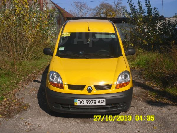 Renault Kangoo, 2003 год, $8900