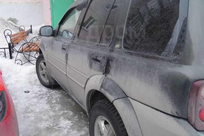 Land Rover Freelander, 2005 год, 580 000 руб.