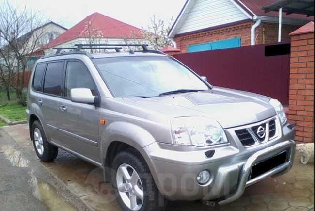 Nissan X-Trail, 2002 год, 480 000 руб.