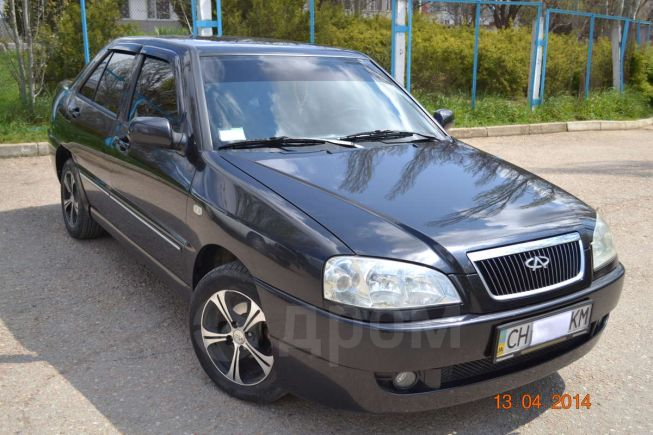 Chery Amulet A15, 2007 год, 190 000 руб.