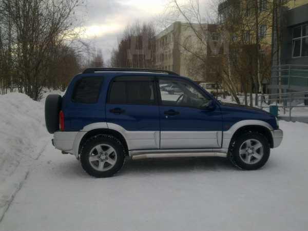 Suzuki Grand Vitara, 2004 год, 600 000 руб.