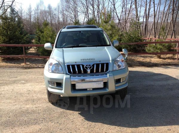 Toyota Land Cruiser Prado, 2003 год, 900 000 руб.