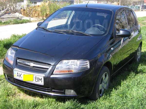 Chevrolet Aveo, 2007 год, 416 727 руб.