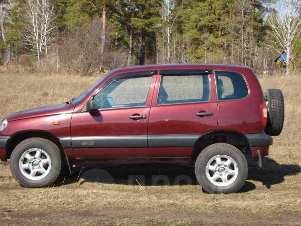 Chevrolet Niva, 2004 год, 237 000 руб.