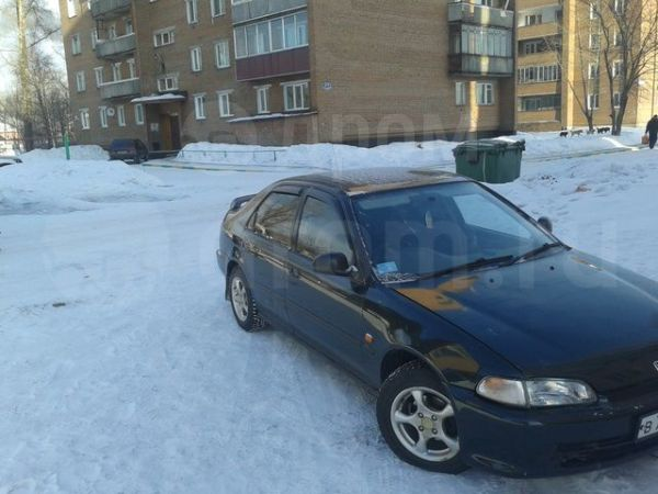 Honda Civic Ferio, 1995 год, 115 000 руб.