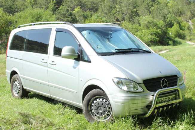 Mercedes-Benz Vito, 2008 год, 1 232 574 руб.
