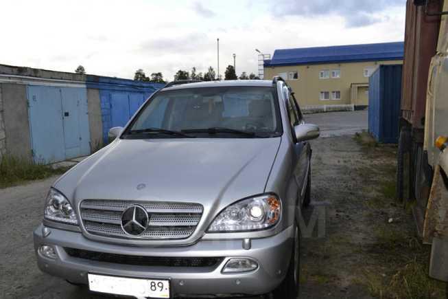 Mercedes-Benz M-Class, 2004 год, 780 000 руб.