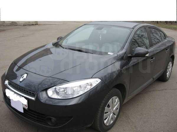 Renault Fluence, 2011 год, 570 000 руб.