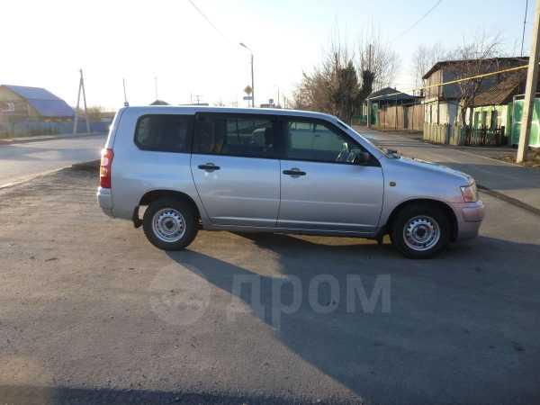 Toyota Succeed, 2005 год, 280 000 руб.