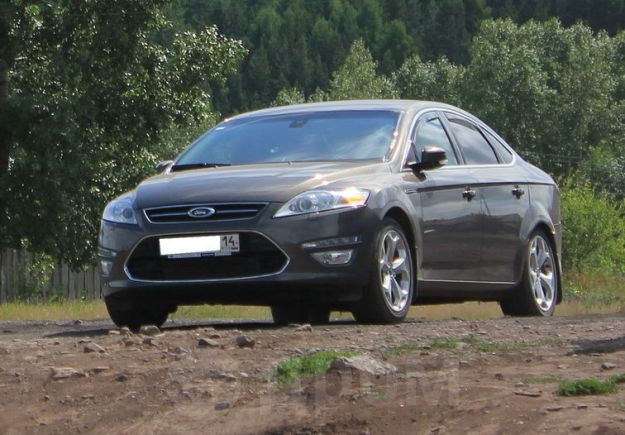 Ford Mondeo, 2012 год, 910 000 руб.