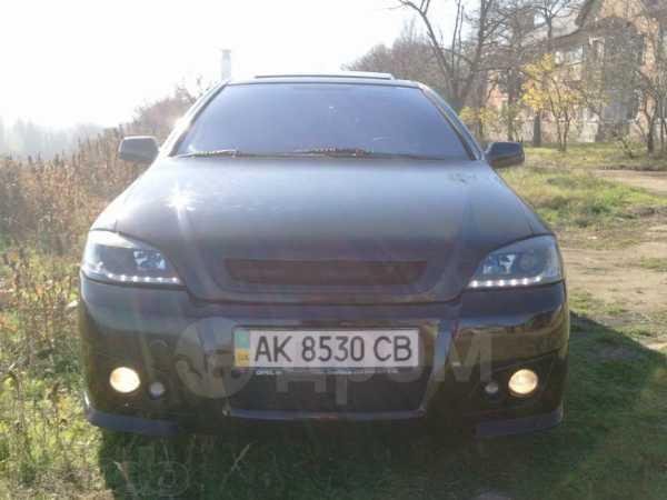 Opel Astra, 2004 год, 370 000 руб.
