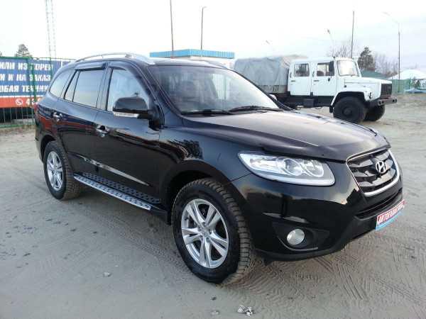 Hyundai Santa Fe, 2010 год, 830 000 руб.