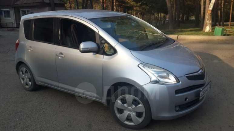 Toyota Ractis, 2006 год, 300 000 руб.