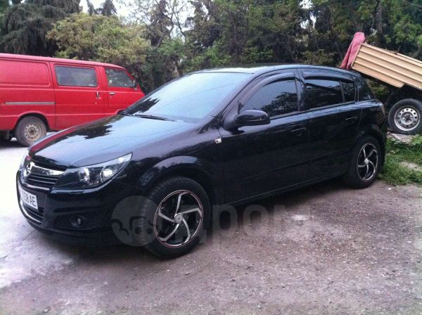 Opel Astra, 2008 год, $10000