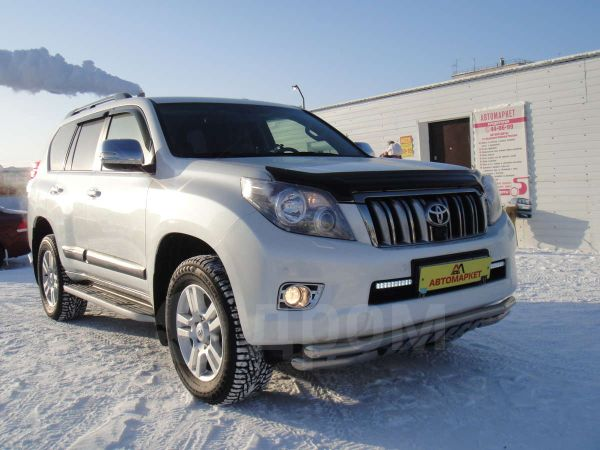 Toyota Land Cruiser Prado, 2011 год, 2 500 000 руб.