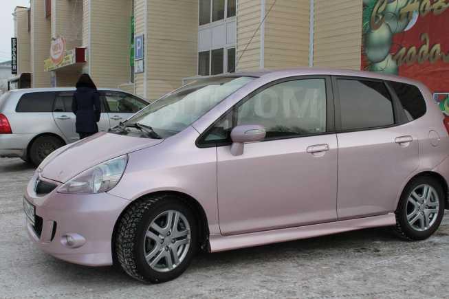 Honda Jazz, 2008 год, 340 000 руб.