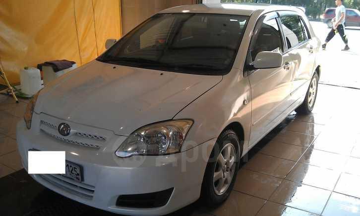 Toyota Allex, 2005 год, 305 000 руб.