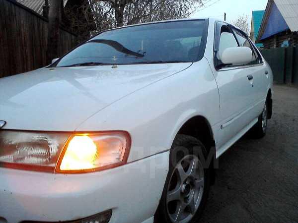 Nissan Sunny, 1998 год, 70 120 руб.