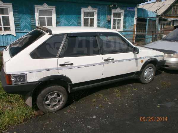 Лада 2109, 1988 год, 30 000 руб.