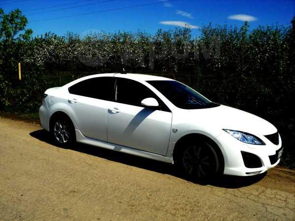 Mazda Mazda6, 2011 год, 320 000 руб.