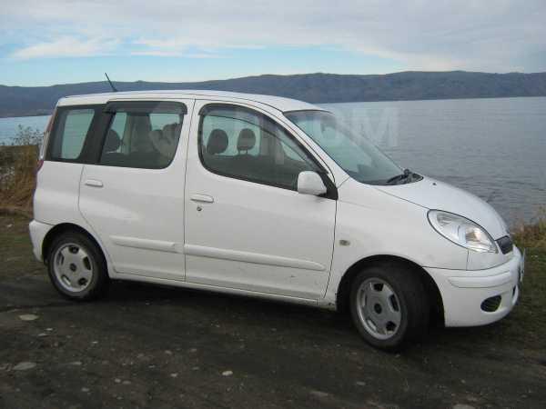 Toyota Funcargo, 2005 год, 325 000 руб.