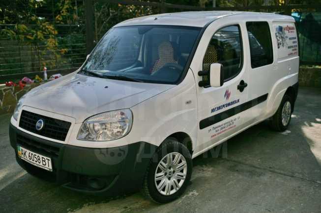 Fiat Doblo, 2007 год, $8900