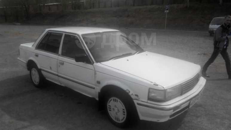 Nissan Bluebird, 1987 год, 25 000 руб.