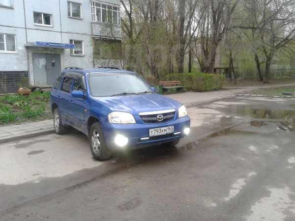 Mazda Tribute, 2001 год, 299 000 руб.