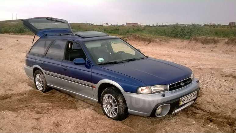 Subaru Legacy, 1998 год, $5200