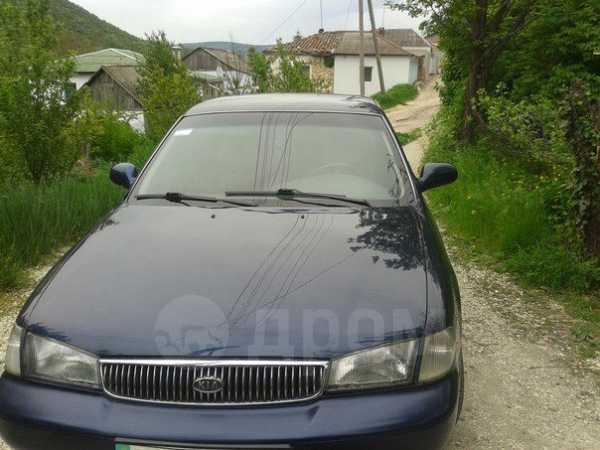 Kia Clarus, 1997 год, $5800