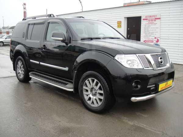 Nissan Pathfinder, 2011 год, 1 390 000 руб.