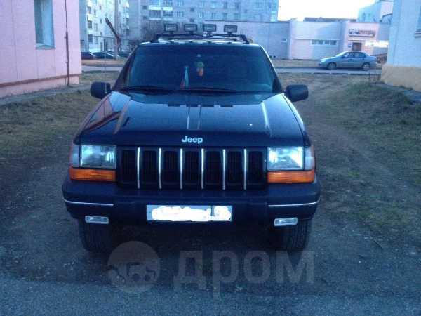 Jeep Grand Cherokee, 1998 год, 480 000 руб.