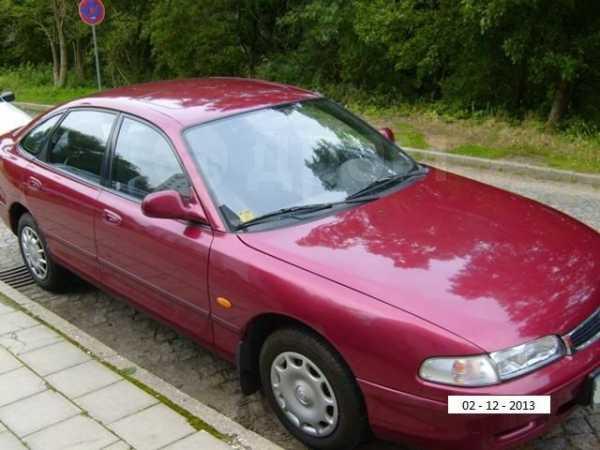 Mazda 626, 1995 год, 200 000 руб.