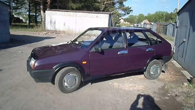 Лада 2109, 2002 год, 85 000 руб.