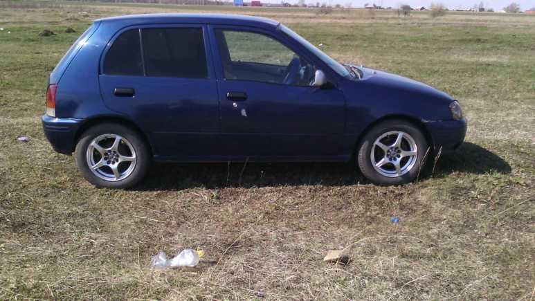 Toyota Starlet, 1996 год, 90 000 руб.