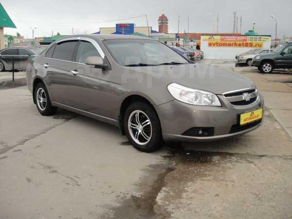 Chevrolet Epica, 2007 год, 425 000 руб.