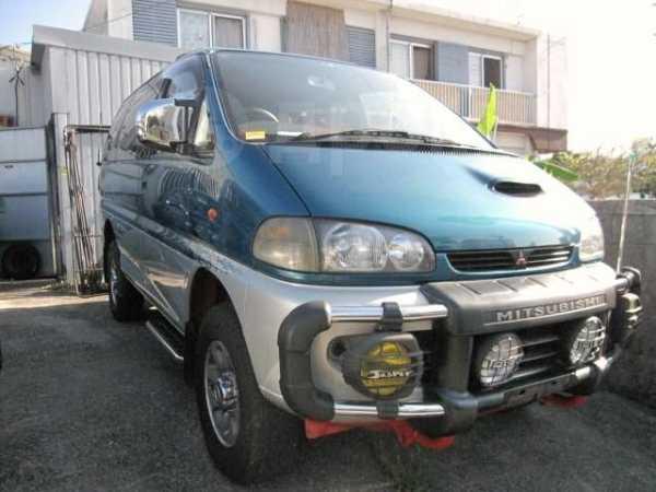 Mitsubishi Delica, 1997 год, 230 000 руб.