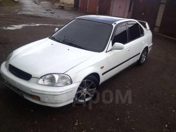 Honda Civic, 1999 год, 210 000 руб.
