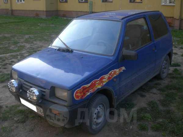 Лада 1111 Ока, 2004 год, 75 000 руб.
