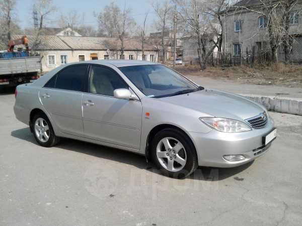 Toyota Camry, 2002 год, 388 000 руб.