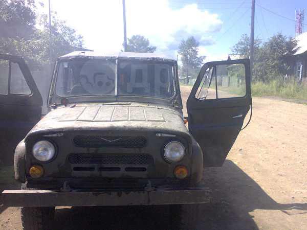 УАЗ 469, 1986 год, 100 000 руб.