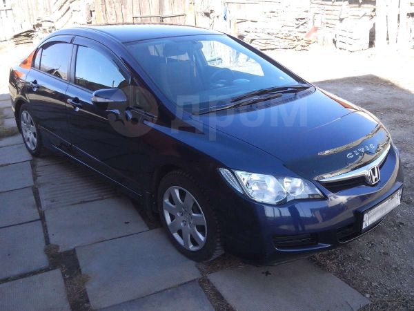 Honda Civic, 2008 год, 510 000 руб.
