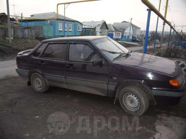 Лада 2115 Самара, 1999 год, 80 000 руб.