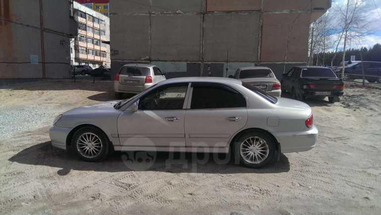 Hyundai Sonata, 2002 год, 230 000 руб.