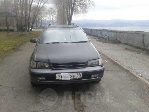 Toyota Caldina, 1995 год, 170 000 руб.